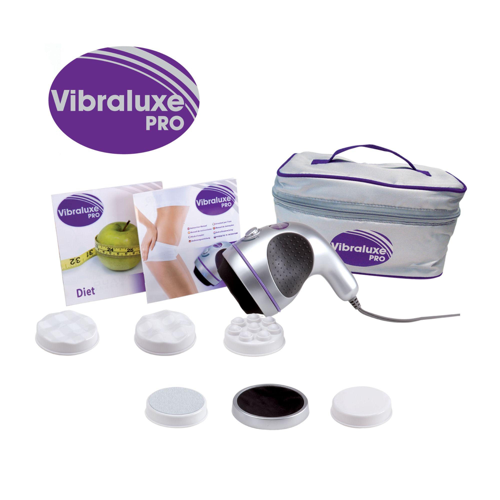 vibraluxe pro masseur electrique