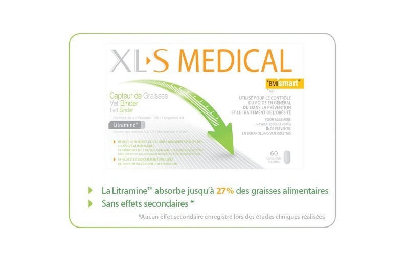 xls medical capteur de graisse