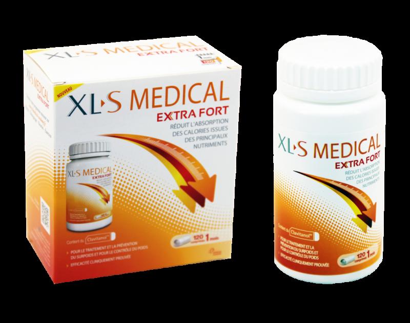 complément alimentaire xls medical extra fort aide perte de poids