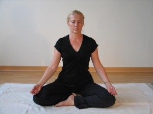allongement du souffle yoga
