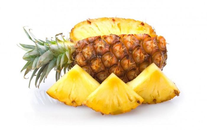 ananas tranche