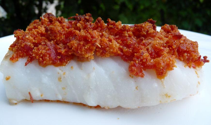recette de poisson chorizo