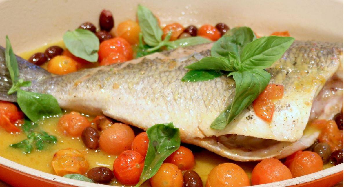 recettes à base de poisson