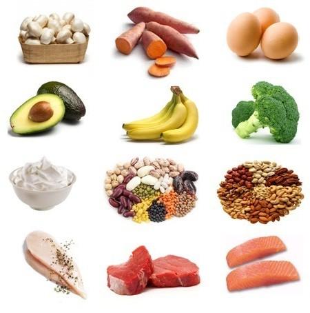 aliments source de vitamine b