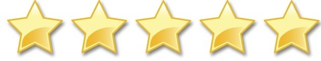 5 étoiles produit amazon