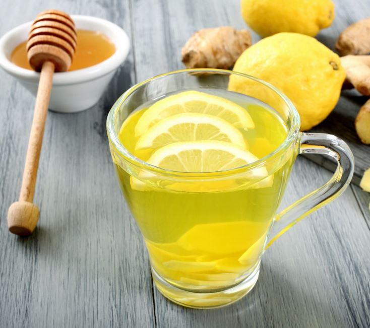 jus de citron et guérison