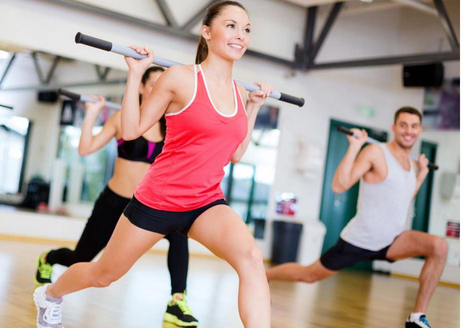 mouvements de fitness