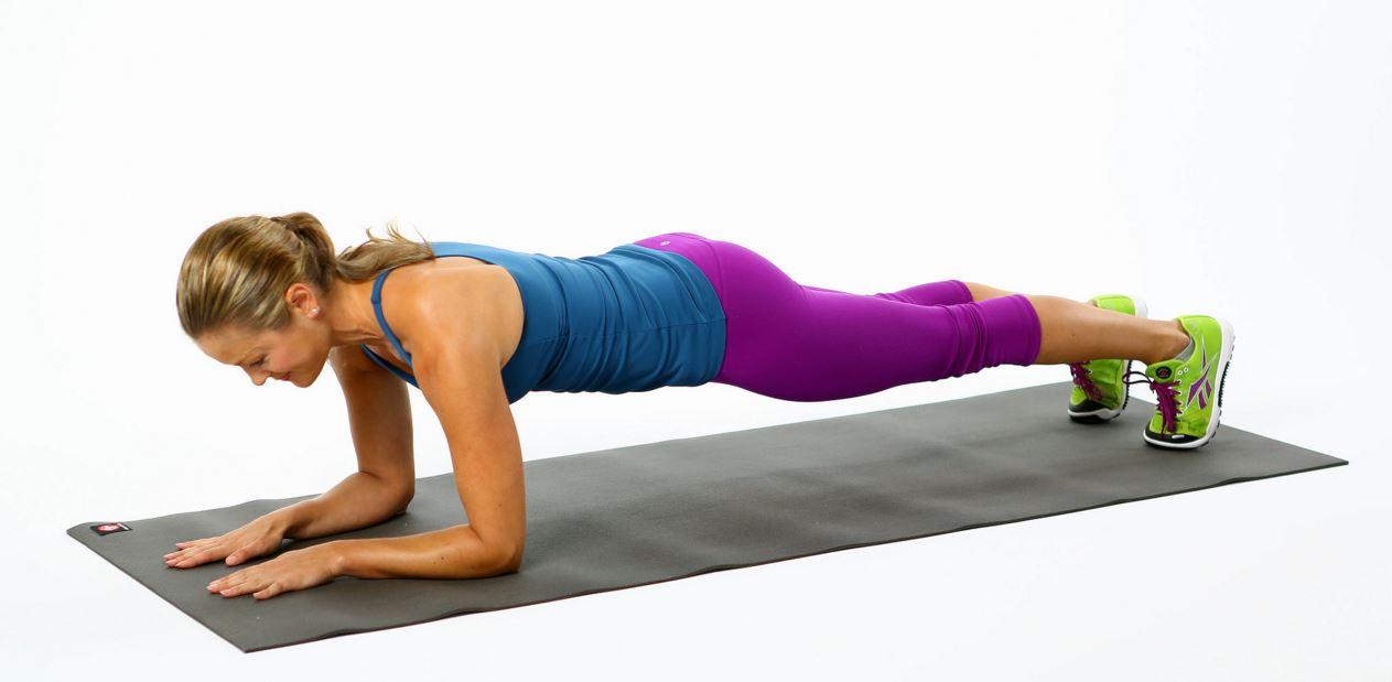 plank challenge exercice pour ventre plat