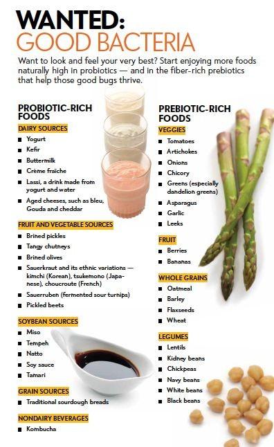 probioctique aliments