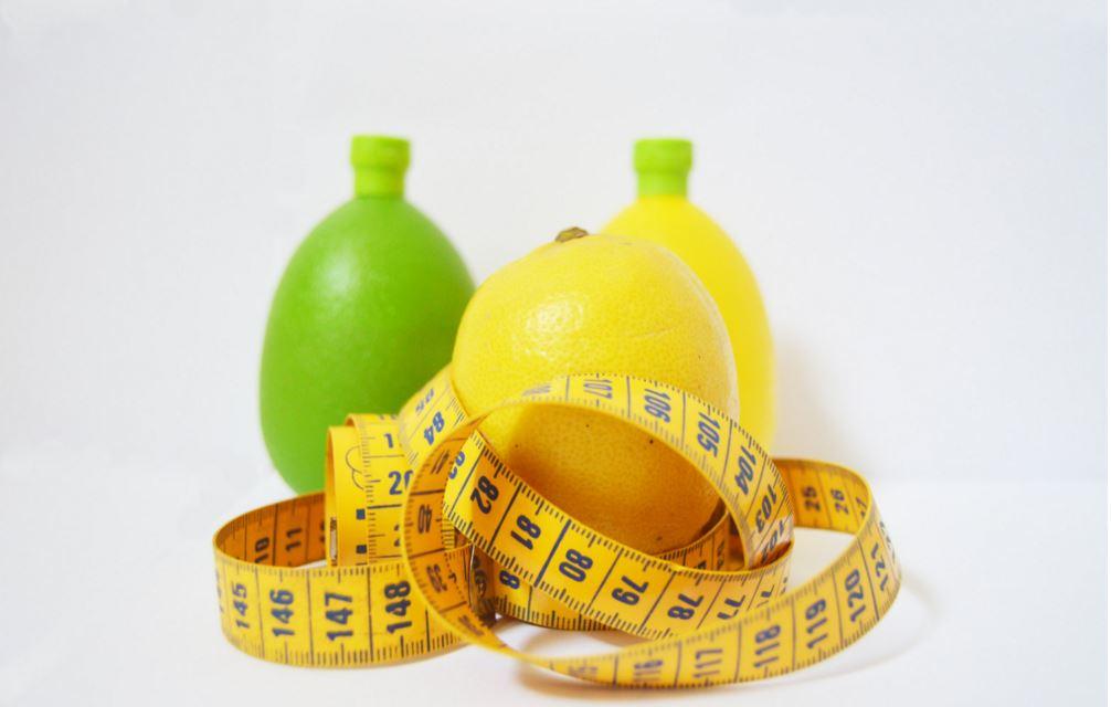 le citron et la perte de poids