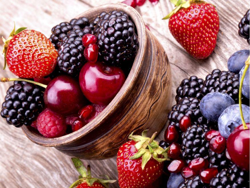 atouts d'aliments alcalins