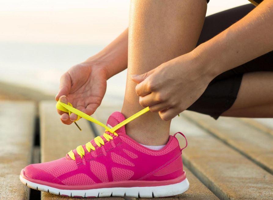 chaussures de femmes pour marcher