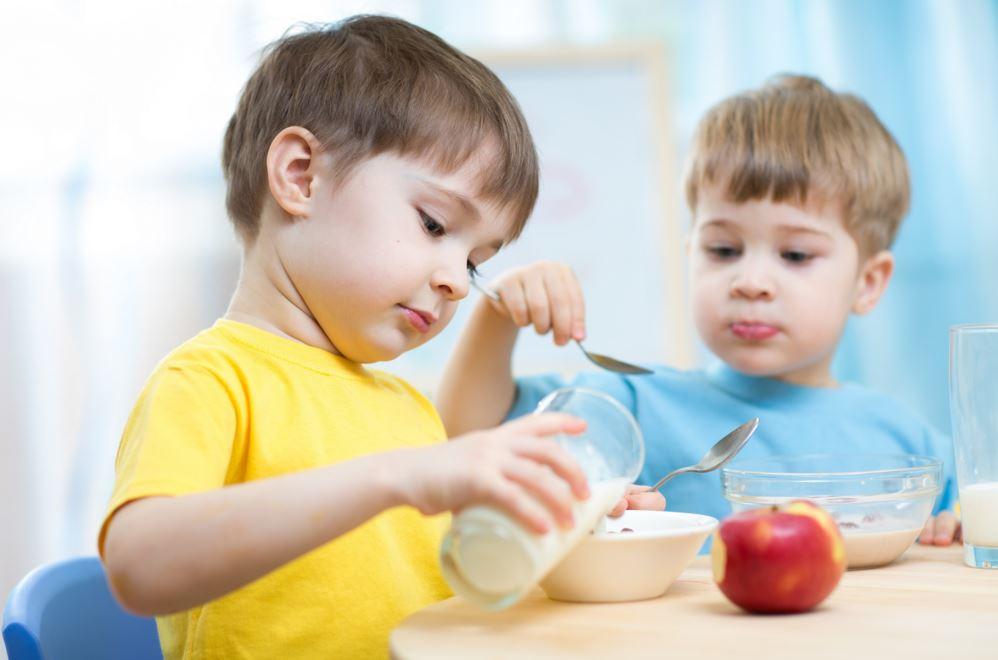 aliments alcalins interdits aux enfants