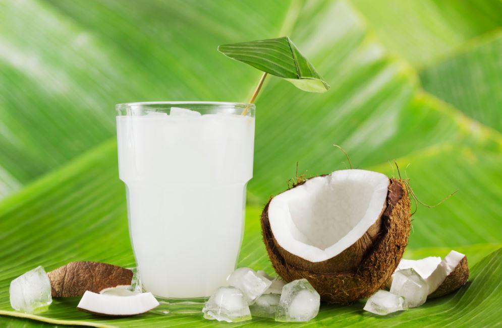 atouts de l'eau de coco
