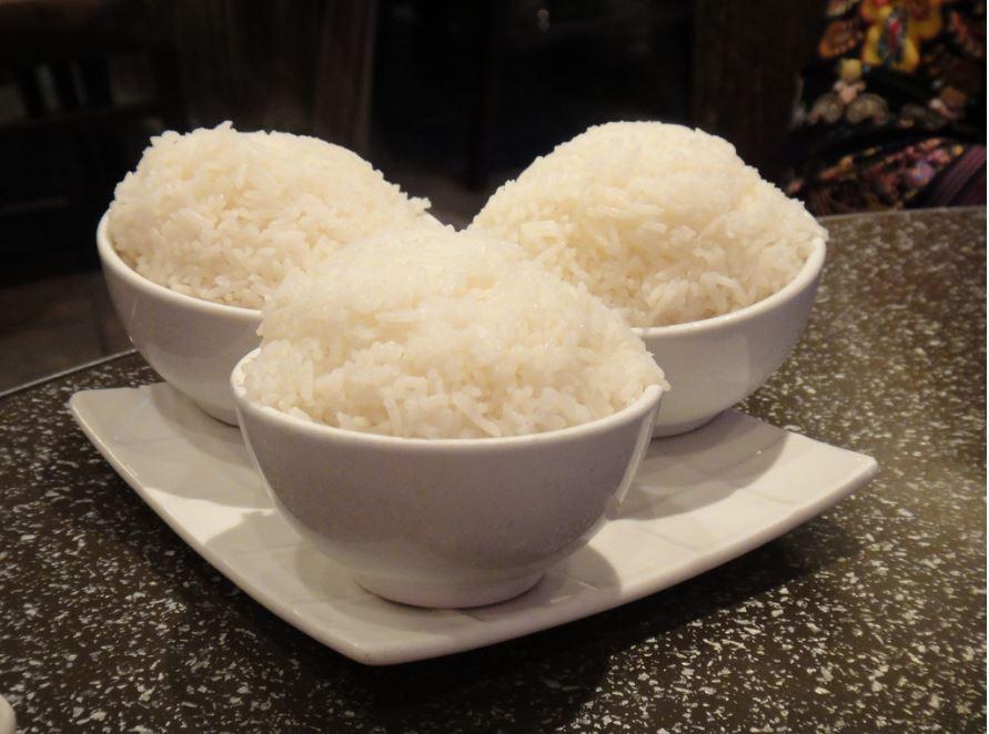 dangers du riz blanc