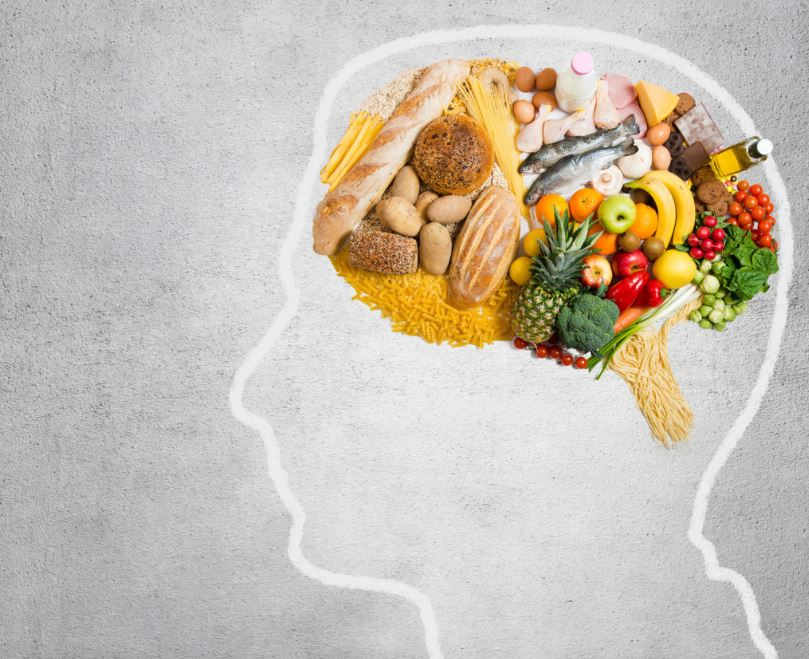les aliments sains pour le cerveau