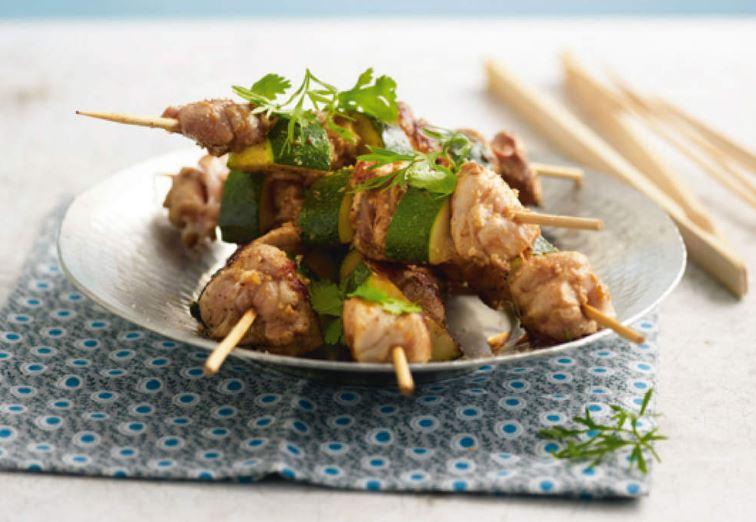 recettes légères pour barbecue à moins de 300 calories