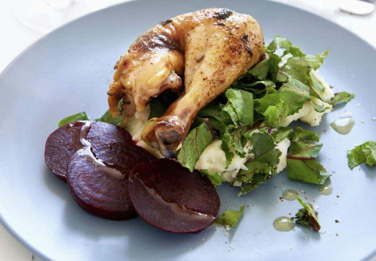 recette de cuisse de poulet tandoori