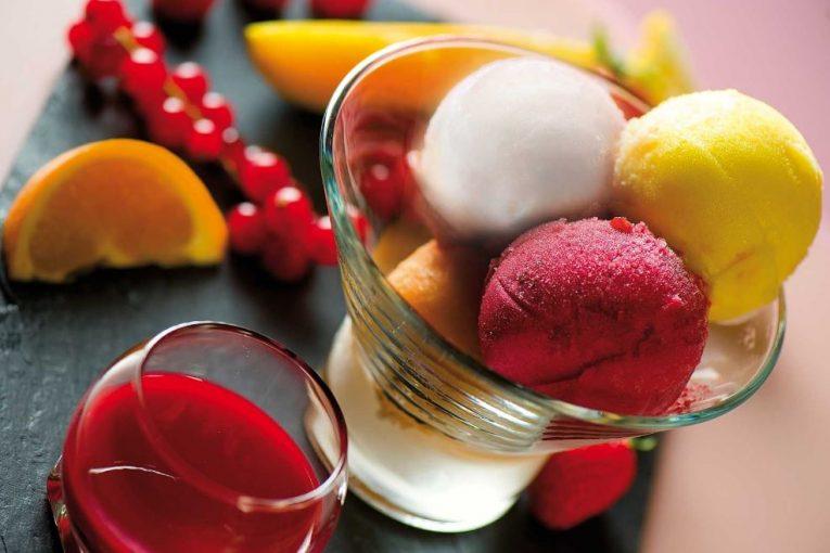 idées de recettes de glaces pour ne pas mincir