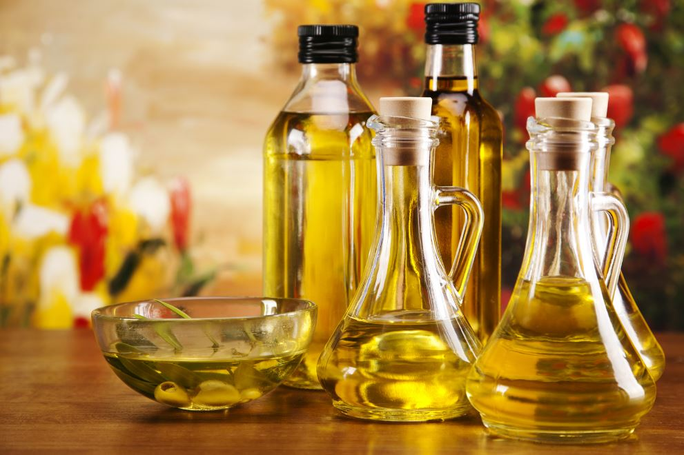 les huiles végétales
