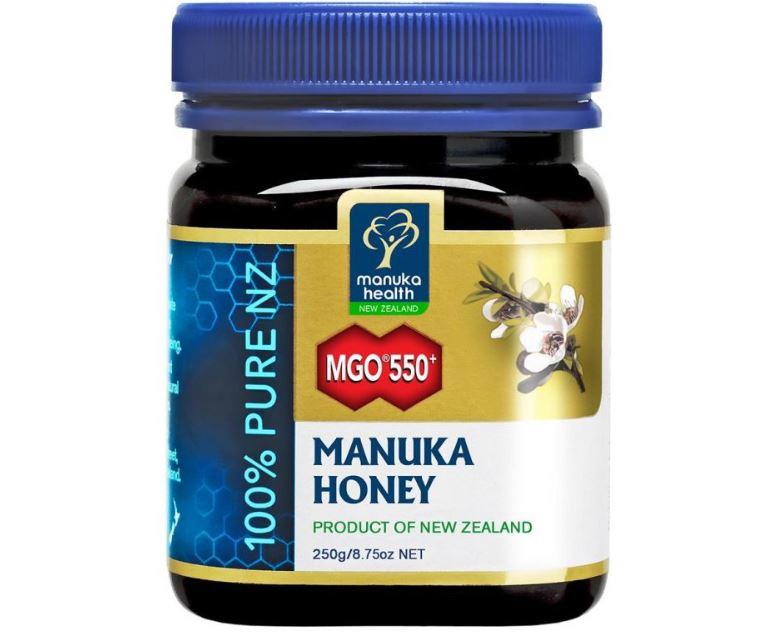le miel de manuka mgo