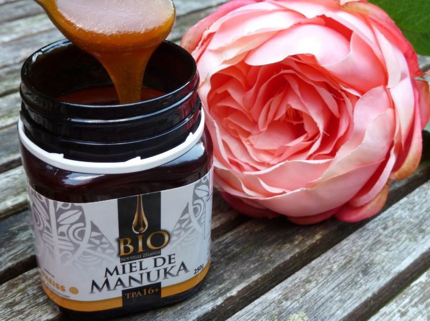 miel de manuka fait l'objet de recherche