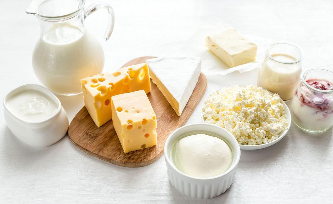 produits laitiers et régime IG