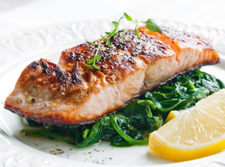recette de saumon grillé
