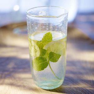 bienfaits de l'eau de Sassy