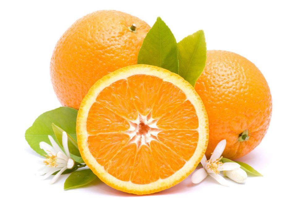 huile essentielle d'orange douce pour effacer les capitons