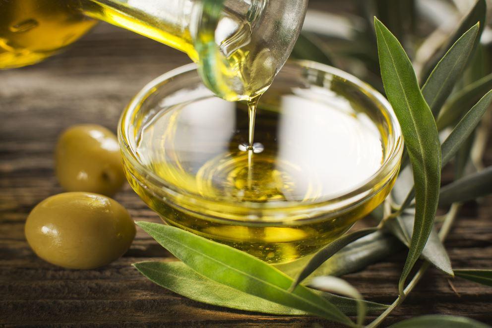 l'huile d'olive pour éliminer la rétention d'eau