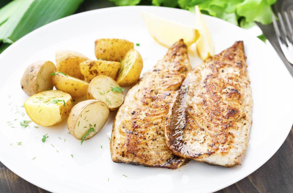 recette de poisson grillé asiatique