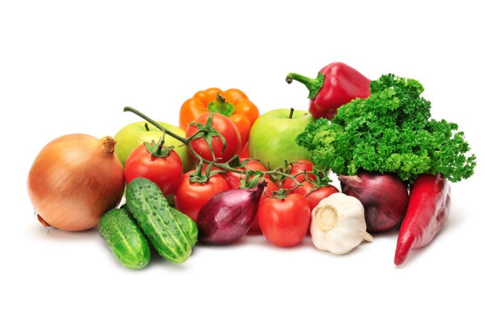 le régime végétarien