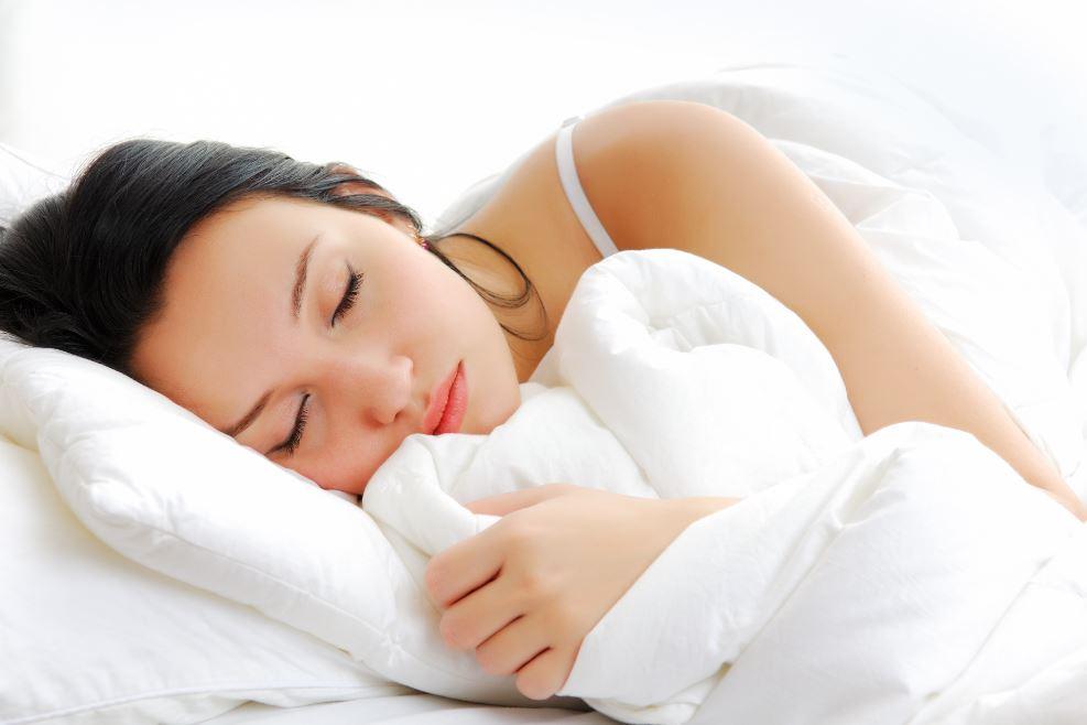 dormir bien avec le yoga