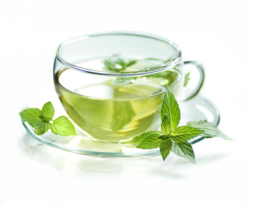 prendre du thé vert