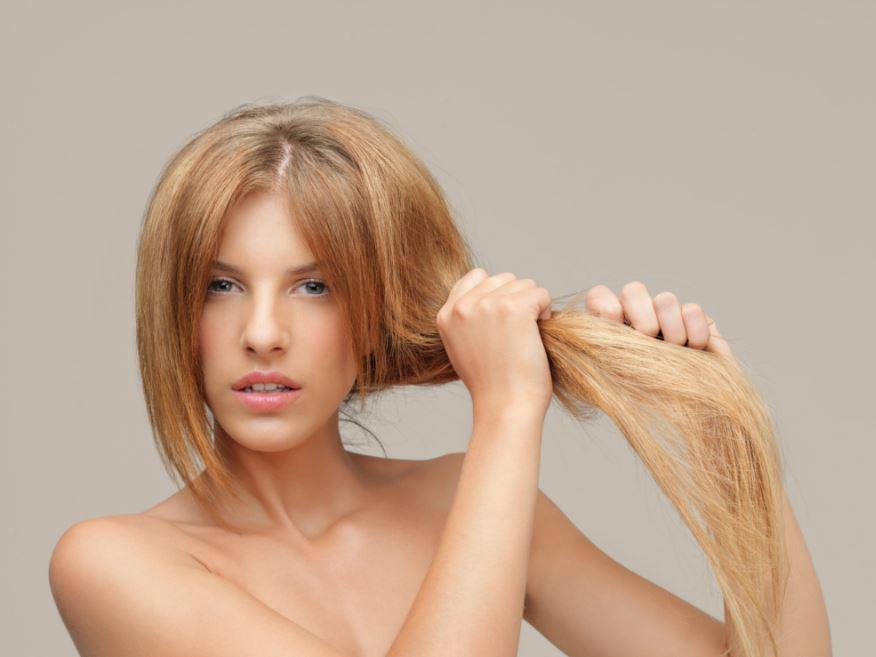 lutter contre les cheveux secs et ternes