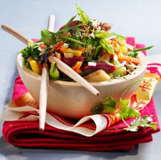 cuisine asiatique pour maigrir