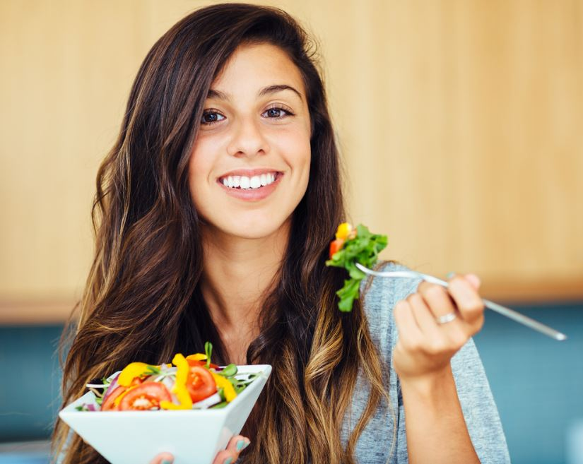 manger des petites portions