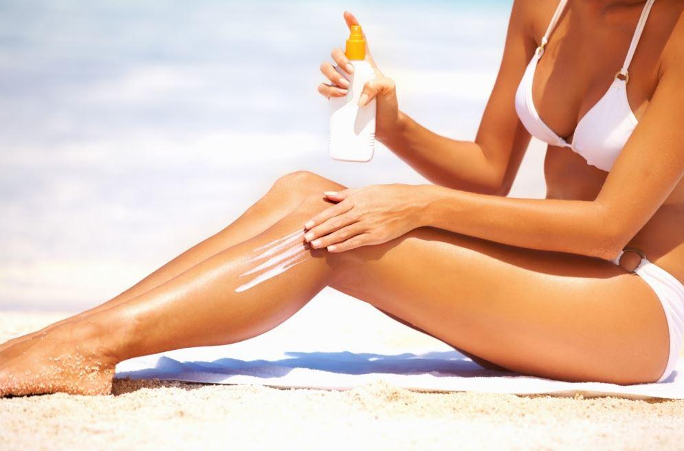nourrir la peau avec des soins