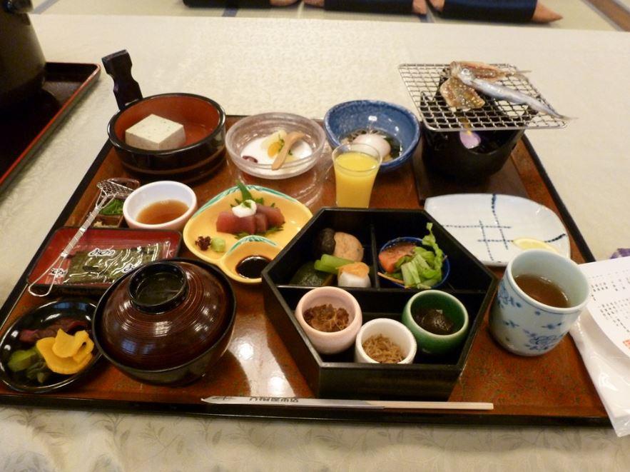 cuisine asiatique petit-déjeuner