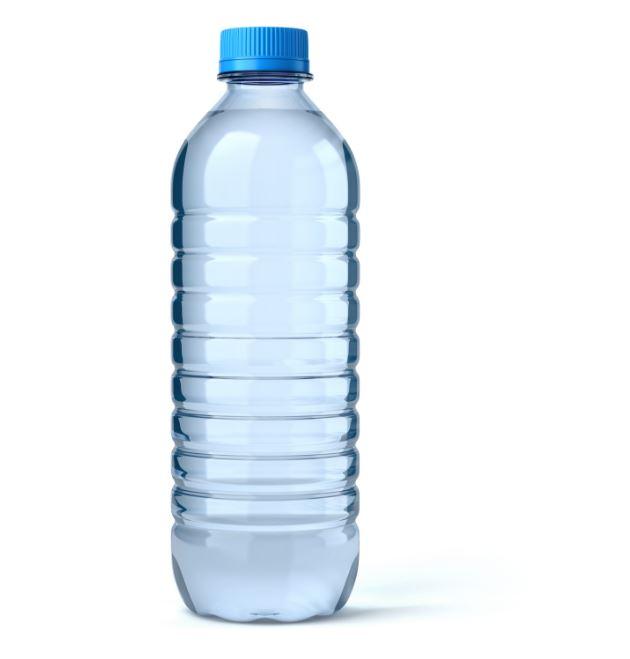 matière de fabrication des bouteilles d'eaux
