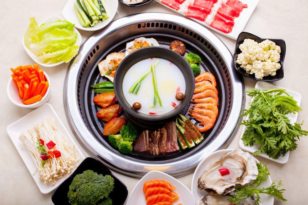 la recette de fondue chinoise