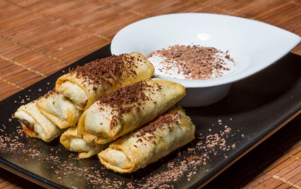 idées de recette de rouleaux au gingembre