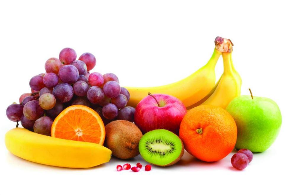 manger les aliments frais