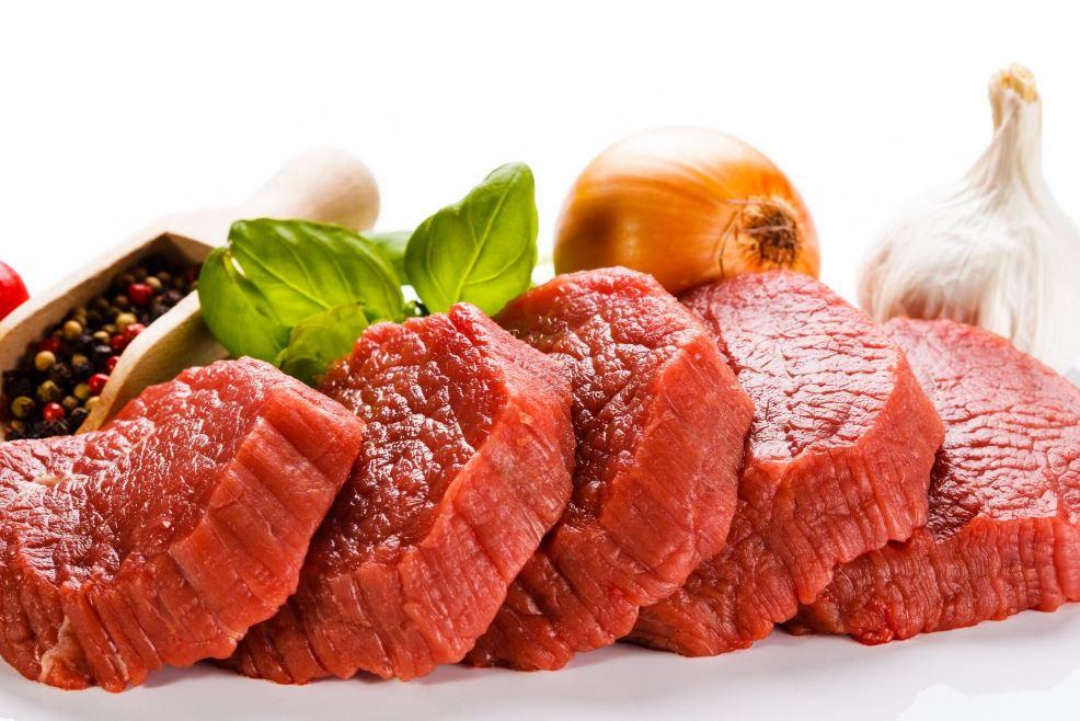évitez la viande rouge