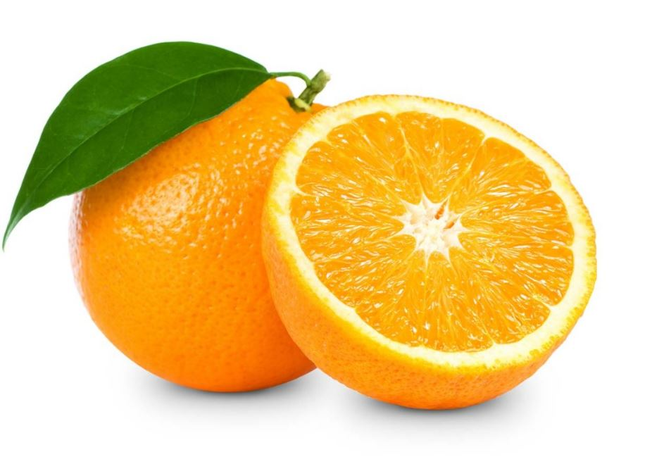 les oranges riches en vitamines