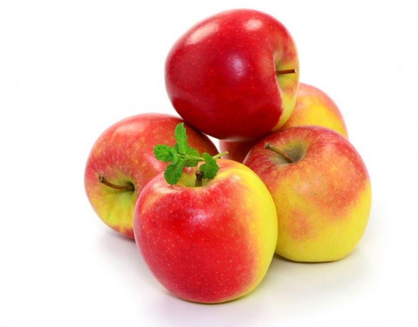 aliment les pommes