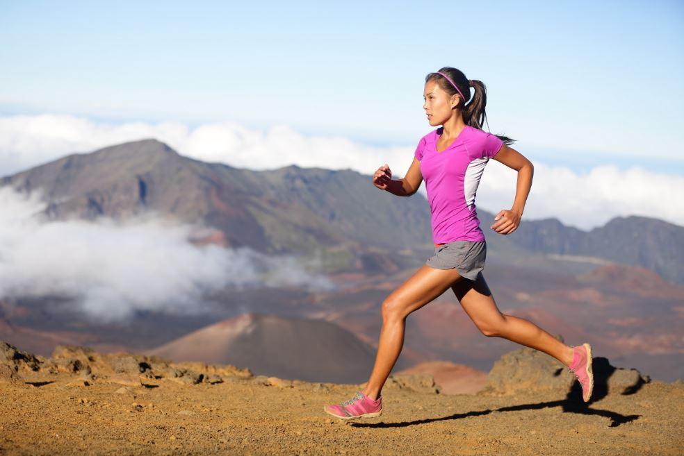activité intense le running