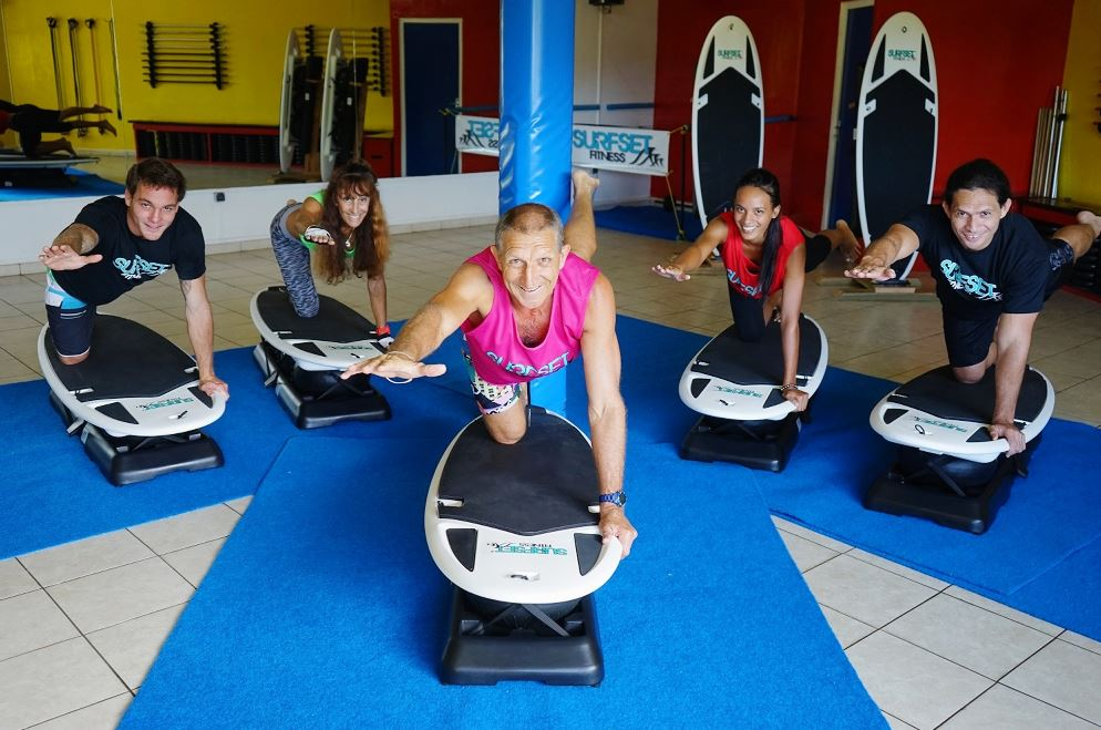 bienfaits du surfset fitness