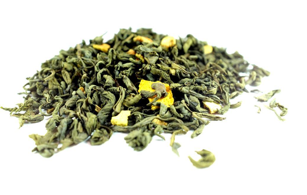 thé vert pour affiner la taille